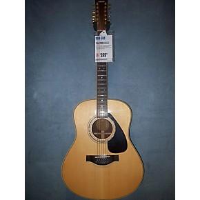 used yamaha ll16 12 12 string acoustic guitar guitar center. Black Bedroom Furniture Sets. Home Design Ideas