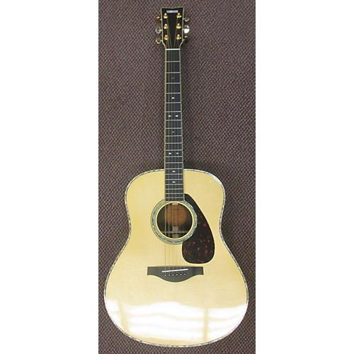 Yamaha LL16D Acoustic Electric Guitar Natural