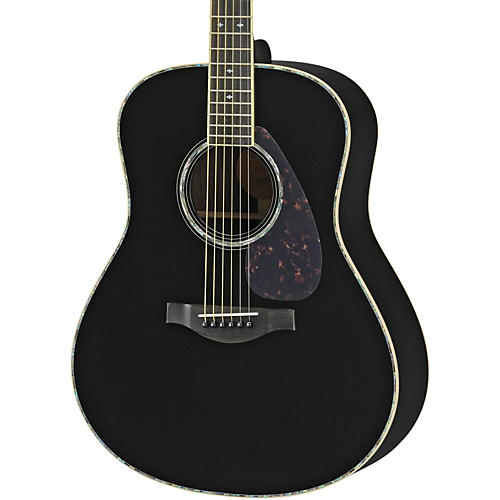 Yamaha LL16DR L Series Solid Rosewood/Spruce Dreadnought Acoustic-Electric Guitar-thumbnail