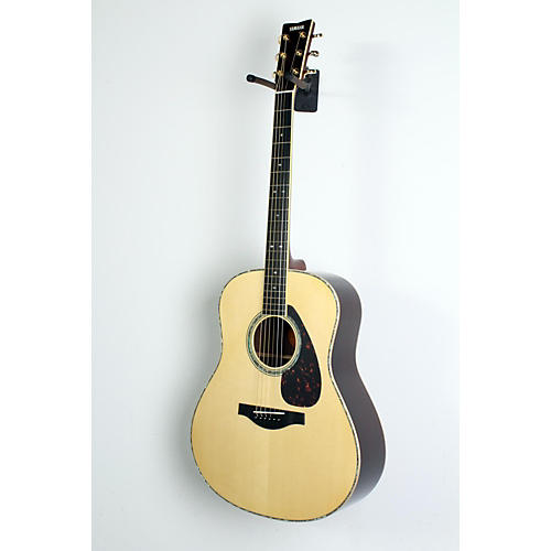 Blemished yamaha ll16rd l series solid rosewood spruce for Yamaha l series guitars