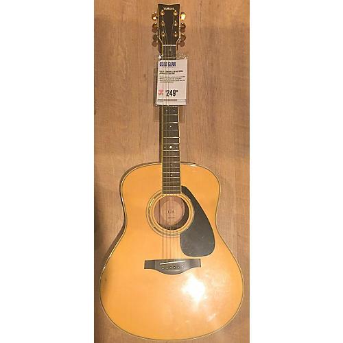 Yamaha LL6 Acoustic Guitar Natural