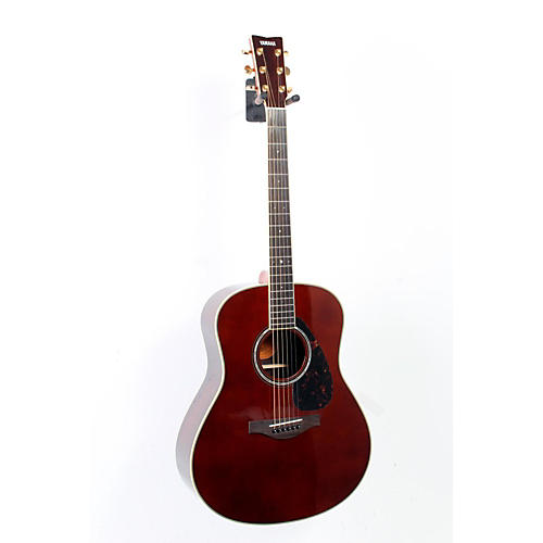 Yamaha LL6R L Series Rosewood/Spruce Dreadnought Acoustic-Electric Guitar Dark Tinted 888365375861