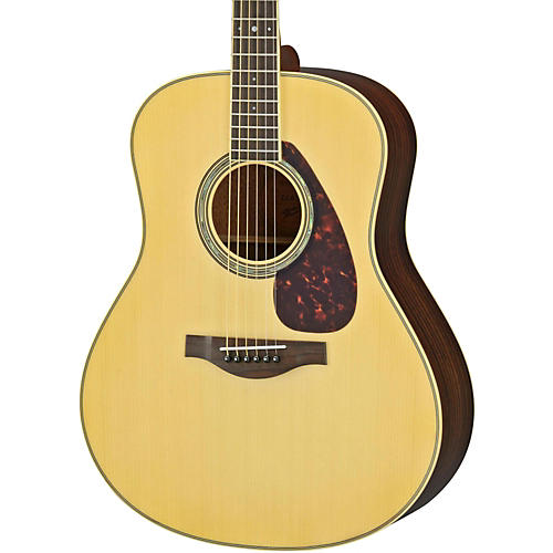 Yamaha LL6R L Series Rosewood/Spruce Dreadnought Acoustic-Electric Guitar-thumbnail