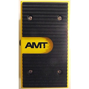 Pre-owned AMT Electronics LLM-1 Volume Pedal Pedal by AMT Electronics