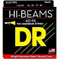 DR Strings LLR-40 Hi-Beams Lite 4-String Bass Strings  Thumbnail