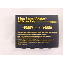 Ebtech LLS-2-XLR Line Level Shifter Signal Processor