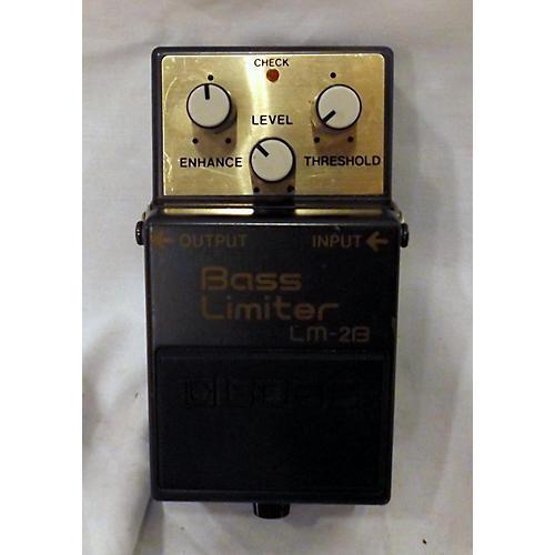 Boss LM2B Bass Limiter Bass Effect Pedal