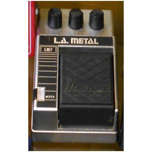 Ibanez LM7 LA Metal Effect Pedal