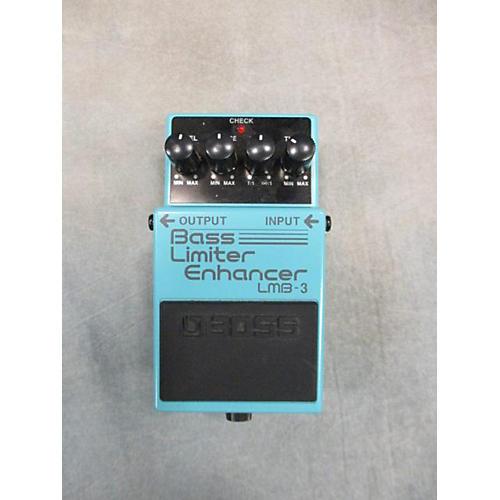 Boss LMB3 Bass Limiter Bass Effect Pedal-thumbnail