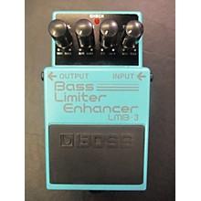 Boss LMB3 Bass Limiter Bass Effect Pedal