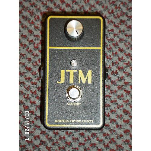JTM LOVEPEDAL Effect Pedal