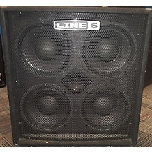 Line 6 LOWDOWN 410 Bass Cabinet