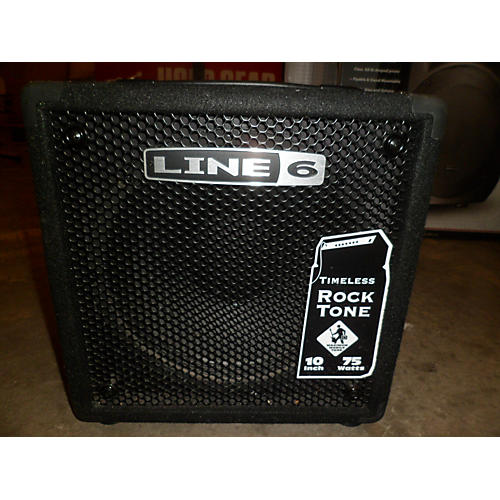 Line 6 LOWDOWN STUDIO 110 Bass Combo Amp-thumbnail