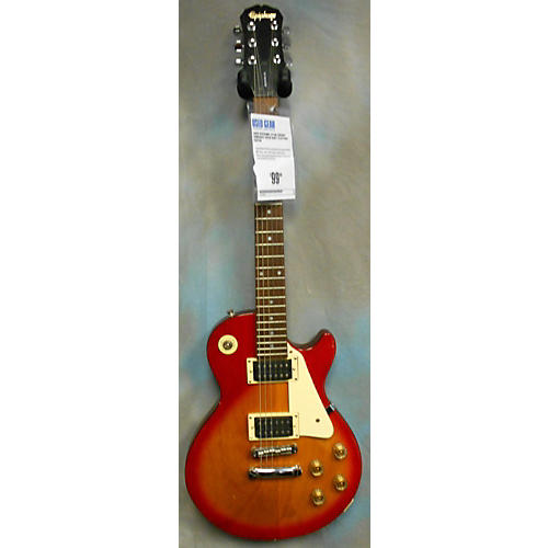 Epiphone LP100 Solid Body Electric Guitar-thumbnail