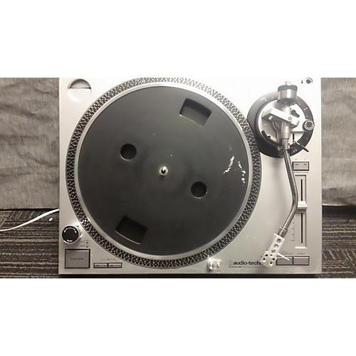 Audio-Technica LP120USB Silver USB Turntable