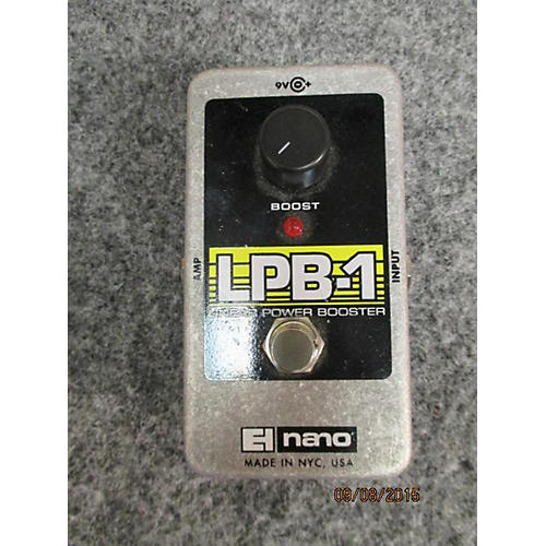 In Store Used LPB-1 Black-thumbnail