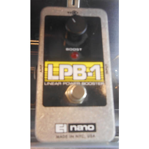 In Store Used LPB-1 Effect Pedal-thumbnail