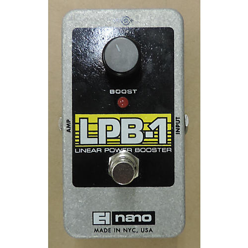 Electro-Harmonix LPB-1 Effect Pedal