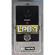 Electro-Harmonix LPB1 Effect Pedal