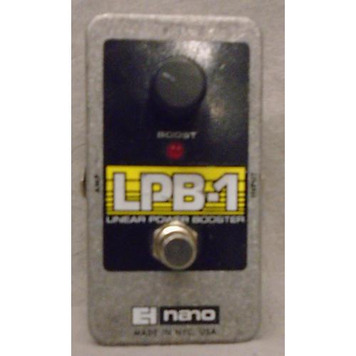 Electro-Harmonix LPB1 Nano Power Booster Effect Pedal