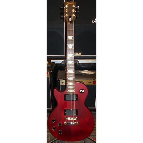 Gibson LPJ Left Handed Worn Cherry Electric Guitar