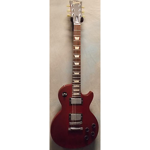Gibson LPJ Wine Red Solid Body Electric Guitar