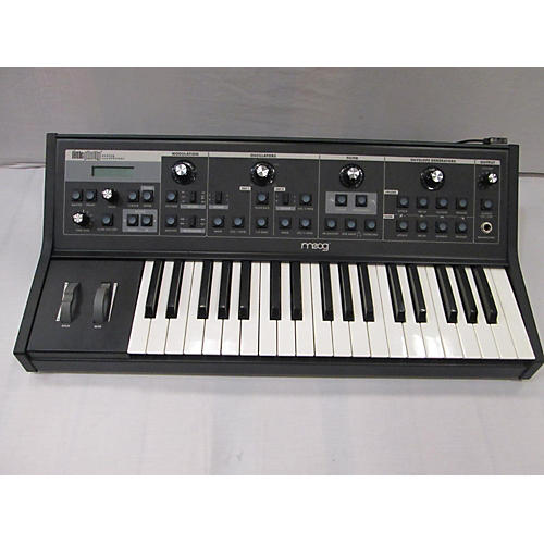 Moog LPT005 Little Phatty Stage II Synthesizer-thumbnail