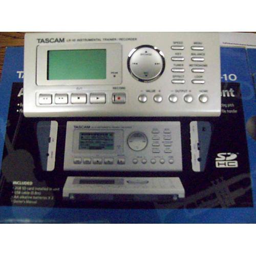 Tascam LR-10 Tuner Metronome