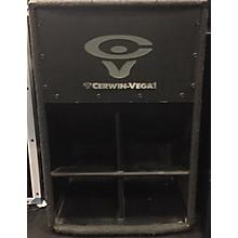 Cerwin-Vega LR36 Unpowered Subwoofer