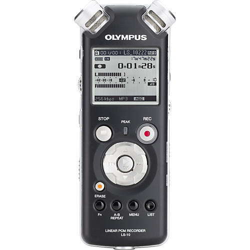 Olympus LS-10S Handheld Recorder