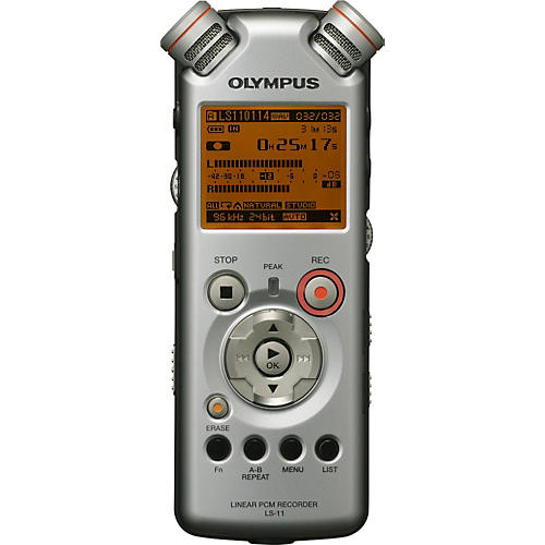 Olympus LS-11 Linear PCM Recorder
