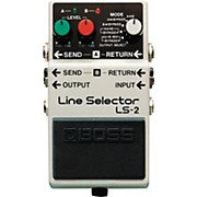 Boss LS-2 Line Selector/Power Supply