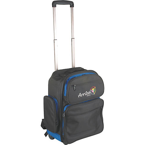 Arriba Cases LS-520 Wheeled Backpack-thumbnail