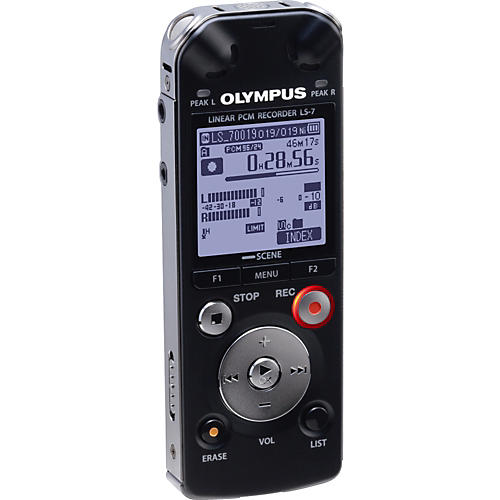 Olympus LS-7 Linear PCM Recorder-thumbnail
