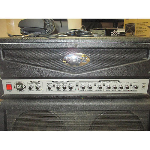 B-52 LS100 100W Solid State Guitar Amp Head-thumbnail