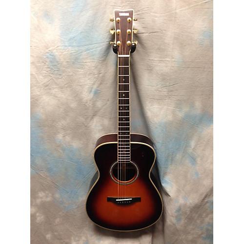 Yamaha LS16 Acoustic Electric Guitar-thumbnail