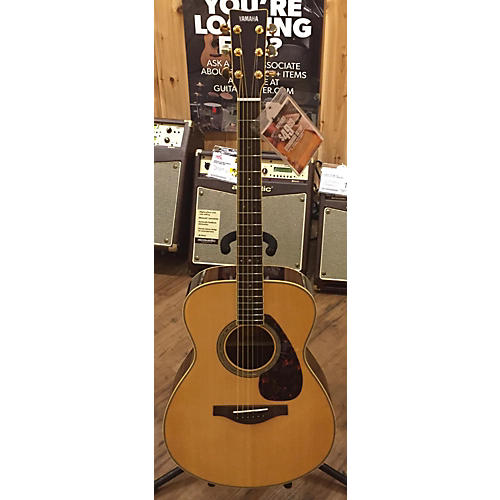 Yamaha LS6 Acoustic Guitar-thumbnail