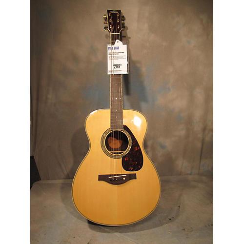 Yamaha Ls Acoustic Guitar