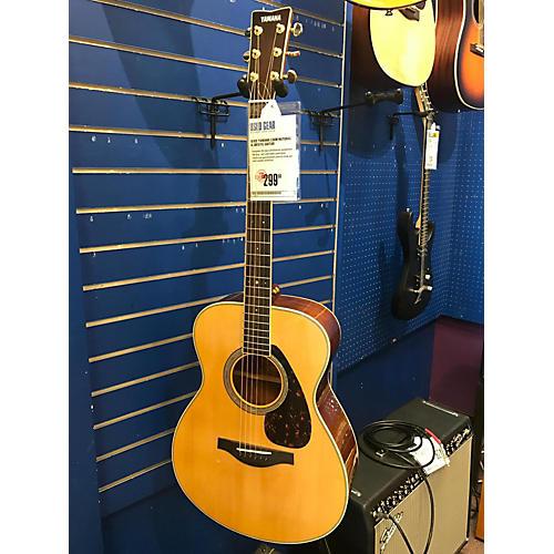 Yamaha LS6M Acoustic Guitar-thumbnail