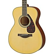 Yamaha LS6M L Series Mahogany/Spruce Concert Acoustic-Electric Guitar