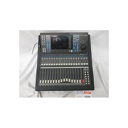 Used yamaha ls916 powered mixer guitar center for Yamaha powered mixers