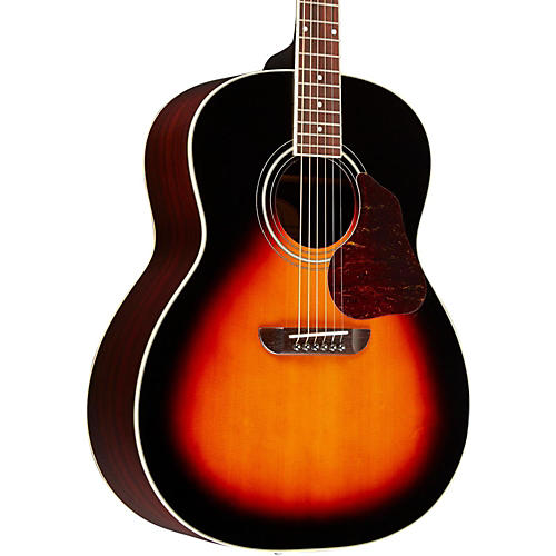 Washburn LSJ743 Lakeside Jumbo With Solid Spruce Top Rosewood Back and Sides Acoustic Guitar-thumbnail