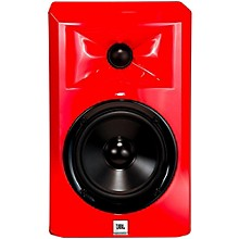 JBL LSR305 5-Inch Two-Way Bi-Amplified Studio Monitor - Limited Edition RED