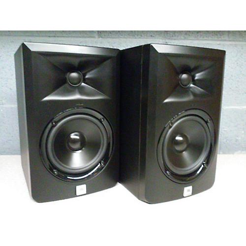 JBL LSR305 PAIR Black Powered Monitor