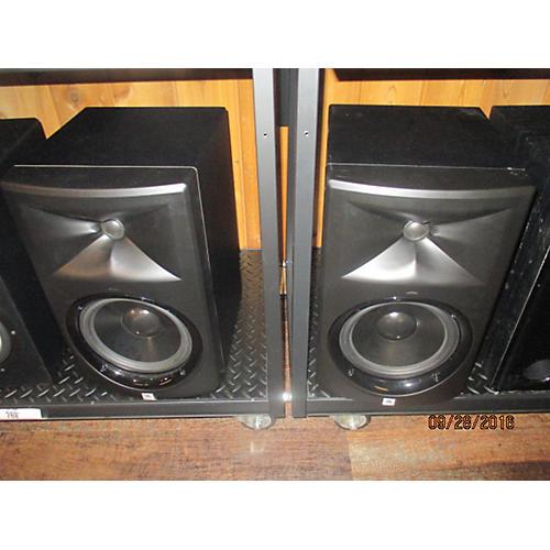 JBL LSR308 Pair Powered Monitor-thumbnail
