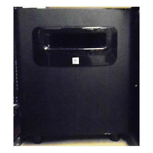 JBL LSR310S Black Powered Monitor-thumbnail