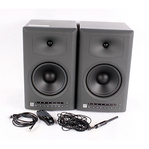 JBL LSR4328P Studio Monitor Pair  888365057194