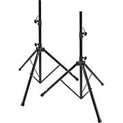 Proline LST2BK Speaker Stand Pair