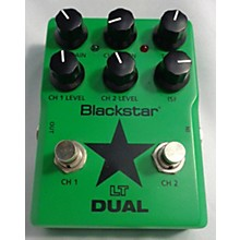 Blackstar LT DUAL OVERDRIVE/BOOST PEDAL Effect Pedal