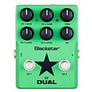 Blackstar LT Dual 2 Channel Distortion Guitar Effects Pedal